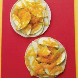 Cheddar & Apple Melt recipe