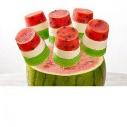 Watermelon Pops recipe