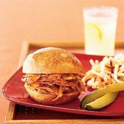 Tangy BBQ Sandwich recipe