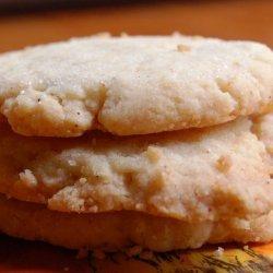 Lemon Nutmeg Meltaway Cookies recipe