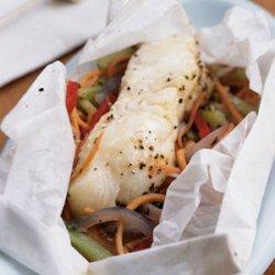 Gulf Fish en Papillote recipe