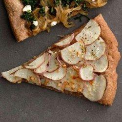 Red Potato and Rosemary Pizza recipe