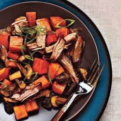 Pork and Sweet Potato Hash recipe
