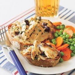 Italian Tuna Melts recipe