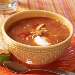 Anissa's Chicken Tortilla Soup recipe