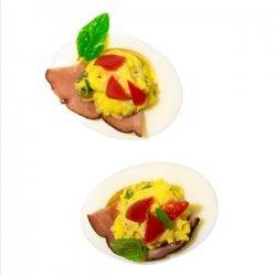 BLT Eggs recipe