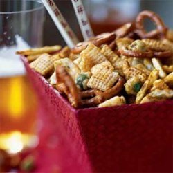 Asian Party Mix recipe
