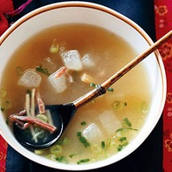 Winter Melon Soup recipe