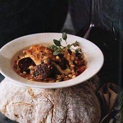 Chicken and Sausage Maque Choux recipe