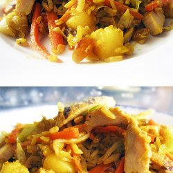 Chicken and Apple Curry recipe