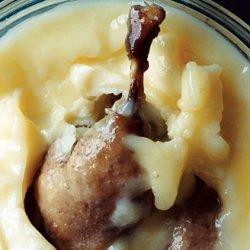 Duck Confit with Potato Leek Ragout recipe