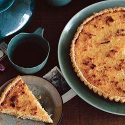 Coconut Tart recipe