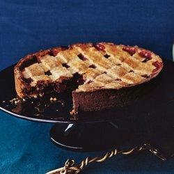 Cranberry Almond Crostata recipe