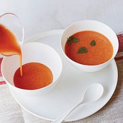 Cold Watermelon Soup recipe