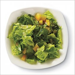 Cilantro-Lime Romaine Salad recipe