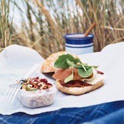 Ham and Manchego Sandwiches with Tomato Jam recipe