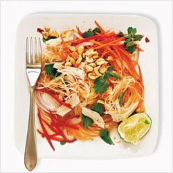 Chicken and Glass Noodle Salad recipe