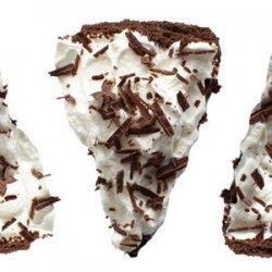 Chocolate Cream Mud Pie recipe