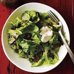 Romaine Salad with Balsamic Vinaigrette recipe