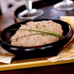 Black-Eyed Pea Hummus recipe