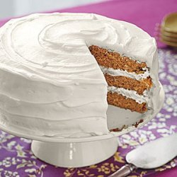 Spice Cake with Cream Cheese Frosting recipe