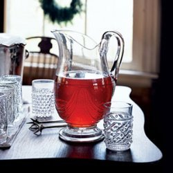Sparkling Cranberry Tea Cocktails recipe
