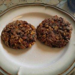 Vegetarian Black Bean Burger recipe