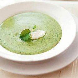 Puree of Watercress Soup recipe