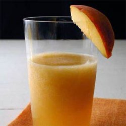 Sparkling Peach Splash recipe