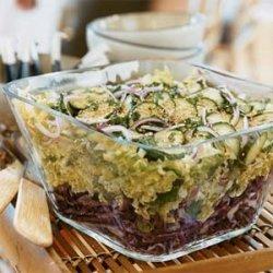 Sesame Cabbage Salad recipe