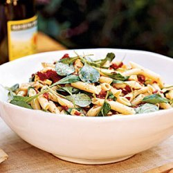 Smoked Gouda and Penne Pasta Salad recipe