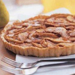 Gingered Pear Tart recipe