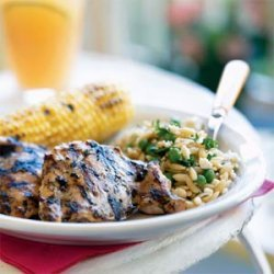 Chicken Thighs with Thyme and Lemon recipe