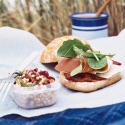 Couscous Salad with Radicchio and Pistachios recipe