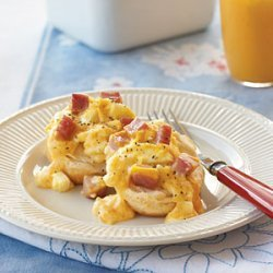 Ham & Egg Casserole recipe