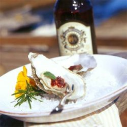 Cocktail Oysters with Oysterville's Finest Cocktail Sauce recipe