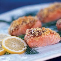 Salmon Mini Fillets recipe