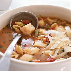 Mediterranean Fish Stew recipe