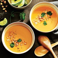 Thai Butternut Soup recipe