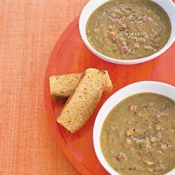 Smoky Pea Soup recipe
