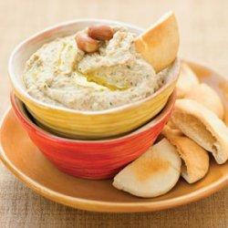 Boiled Peanut Hummus recipe