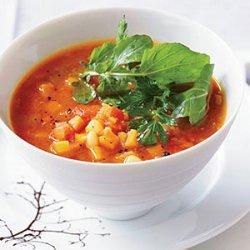 Hearty Minestrone Soup recipe