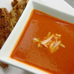 grilled cheese and tomato soup recipe