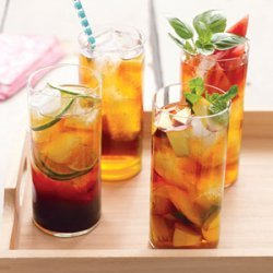 Ginger and Honey Iced Tea recipe
