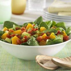 Zesty Vegetarian Pitas recipe