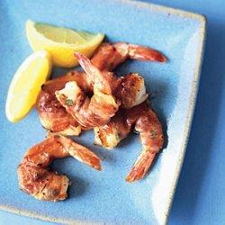 Prosciutto-Wrapped Basil Shrimp recipe