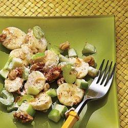 Banana Waldorf Salad recipe