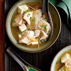 Shanghai-Inspired Fish Stew recipe