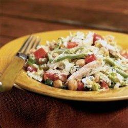 Turkey and Blue Cheese Salad recipe