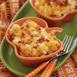 Cheesy Hashbrown Potatoes recipe